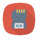 Sd Card Micro Icon
