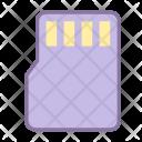 Micro card Icon
