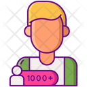 Micro Influencer Influencer Media Icon