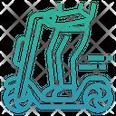 Micro Mobility Icon