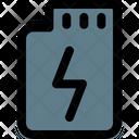 Micro Sd Sd Card Memory Card Icon