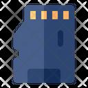 Micro Sd Memory Sd Card Icon