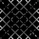 Microservice Building Person Icon