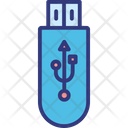 Micro Usb Usb Cable Usb Connector Icon