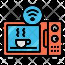 Micro Wave Wifi Icon
