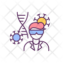 Microbiology Specialist Laboratory Icon