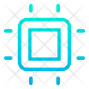 Chip Circuit Microchip Icon