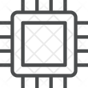 Computer Chip Device Chip Micro Icon