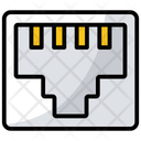 Microchip Integrated Circuit Computer Chip Icon