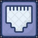 Microchip Chip Microprocessor Icon