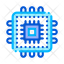 Computer Element Processor Icon