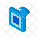 Technology Microchip Processor Icon