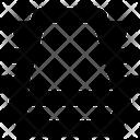 Microchip Chip Computer Icon