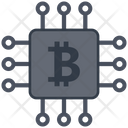 Cpu Mining Bitcoin Icon