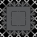 Microchip Core Cpu Icon
