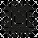 Microchip Digital Processor Icon