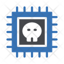 Microchip Hacking Icon