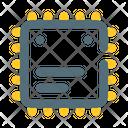 Microcontroller Processor Icon
