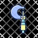 Micrometer Icon