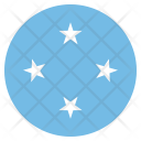 Micronesia National Country Icon