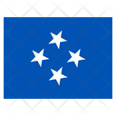 Micronesia Country National Icon