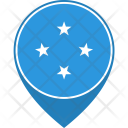 Micronesia federated states Icon