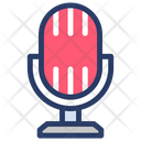 Mic Microphone Recorder Icon