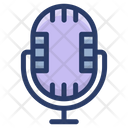 Microphone Mic Output Device Icon