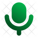 Microphone Music Video Icon