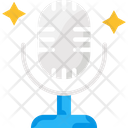 Microphone Mic Announcement Icon