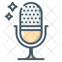 Radio Advertising Audio Marketing Microphone Icon