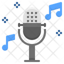 Microphone Condenser Device Icon