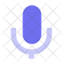 Ai Microphone Sound Icon