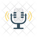 Microphone Mike Speaker Icon