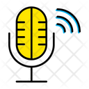 Microphone Mike Voice Icon