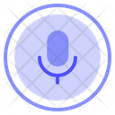 Microphone Music Audio Icon