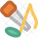 Microphone Mic Colloquially Icon