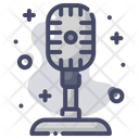 Microphone Record Mic Icon