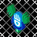 Voice Microphone Sound Icon