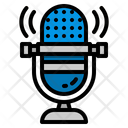 Microphone Record Audio Icon