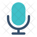 Microphone Mic On Icon