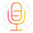 Microphone User Interfaces Icon