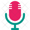 Microphone Radio Podcast Icon