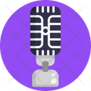 Music Mic Microphone Icon