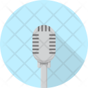 Microphone Electronic Technology Icon