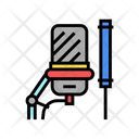 Microphone Radio Equipment Icon