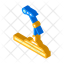 Microphone Stand Speech Icon