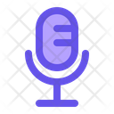 Microphone Audio Recording Icon