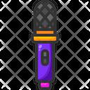 Microphone Karaoke Music Icon