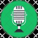 Mic Microphone Input Device Icon
